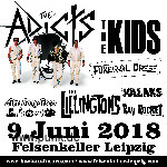 THE ADICTS + FUNERAL DRESS + THE KIDS + more