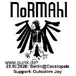 : HardTicket NoRMAhl in Berlin: Cassiopeia
