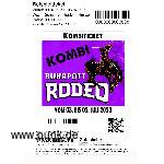 : Kombi-Ticket Ruhrpott Rodeo 2020