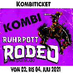 : Kombi-Ticket Ruhrpott Rodeo 2021