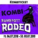 Frühbucher-Kombi-Ticket Rodeo 2018