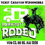 : Caravan Ticket Ruhrpott Rodeo 2020