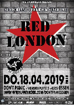 Red London + Almighty Uprisers