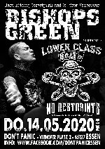 : Bishops Green, Lower Class Brats + No Restraints