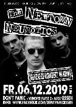 : Newtown Neurotics (Punkrock Legends from Harlow/UK)