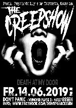 :  The Creepshow (Punk/Psychobilly from Toronto)