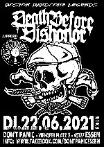 : Death Before Dishonor + Eyes of Tomorrow