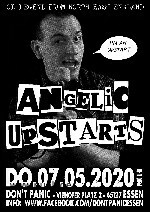 : HardTicket Angelic Upstarts (Die Oi! & Punk Legende aus UK)