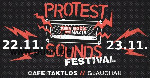: Protest Sounds Festival / Wochenendticket